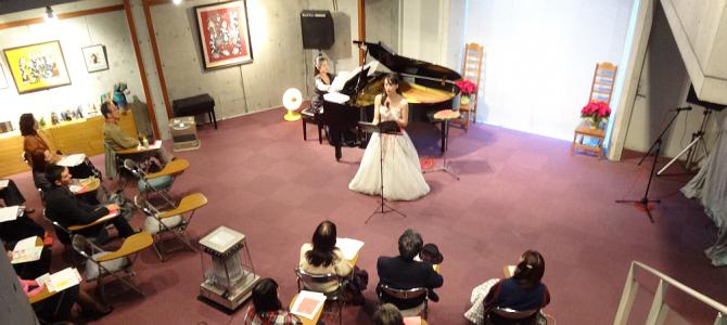 大武彩子ソプラノコンサート